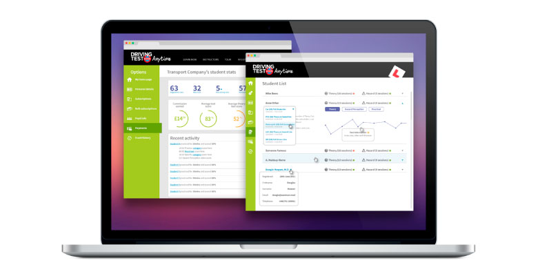 DTS Anytime - comprehensive learner management and analytics